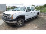 Lot: 02-19078 - 2003 Chevrolet Silverado 2500 Crew Cab Pickup