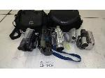 Lot: 02-19104 - (5) Camcorders