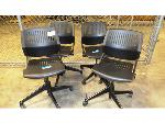 Lot: 02-19173 - (4) Rolling Chairs
