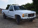 Lot: V-27 - 1999 GMC Truck