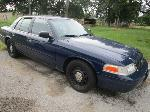 Lot: 1 - 2007 FORD CROWN VICTORIA