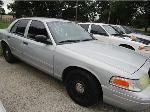 Lot: 4 - 2003 FORD CROWN VICTORIA