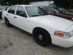 Lot: 16 - 2008 FORD CROWN VICTORIA