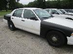 Lot: 20.PK - 2009 FORD CROWN VICTORIA