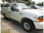 Lot: 41 - 2001 FORD F-250 UTILITY TRUCK