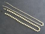 Lot: 3371 - PEARL BEADS