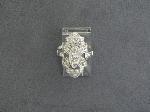 Lot: 3375 - PLATINUM DIAMOND RING
