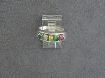 Lot: 3411 - 10K MOTHER'S RING