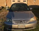 Lot: 21505 - 2001 Honda Civic
