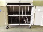 Lot: 10 - Bretford Laptop Charging Cart