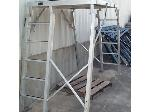 Lot: 22 - Aluminum Platform