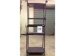 Lot: 28 - (2) TV Carts