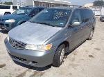 Lot: 15-44382 - 2001 Honda Odyssey Van