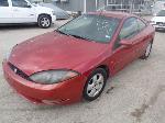 Lot: 22-44119 - 2002 Mercury Cougar