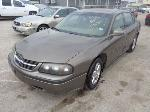 Lot: 25-44698 - 2003 Chevrolet Impala