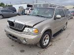 Lot: 27-44677 - 2002 Lincoln Navigator SUV