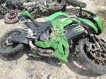 Lot: 104 - 2006 KAWASAKI ZX1000D6F MOTORCYCLE - NON-REPAIRABLE