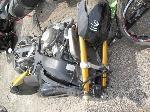 Lot: 116 - 2006 KAWASAKI ZX636-C1 MOTORCYCLE - NON-REPAIRABLE
