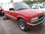 Lot: 121 - 2000 CHEVROLET BLAZER SUV - KEY
