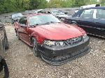 Lot: 130 - 2004 FORD MUSTANG CONVERTIBLE