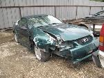 Lot: 134 - 2001 FORD MUSTANG
