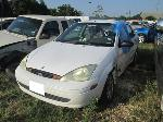 Lot: 0821-06 - 2002 FORD FOCUS