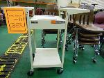 Lot: 75.HOU - PROJECTOR CART & (12) CHAIRS