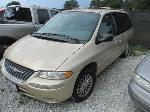 Lot: 720 - 2000 CHRYSLER TOWN AND COUNTRY VAN