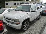 Lot: 726 - 2002 CHEVROLET TAHOE SUV