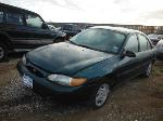 Lot: 13-883996 - 1995 FORD ESCORT