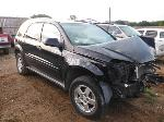 Lot: 17-896056 - 2008 CHEVROLET EQUINOX SUV