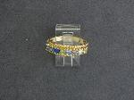 Lot: 3427 - 14K MOTHER'S RING