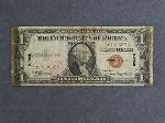 Lot: 3429 - 1935A YELLOW SEAL HAWAIIAN $1 BILL