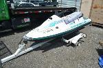 Lot: 63 - 1994 Tiger Shark Jet Ski