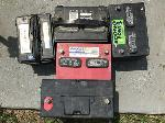 Lot: 243 - (5) Car Batteries
