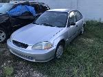 Lot: 250 - 1997 Honda Civic
