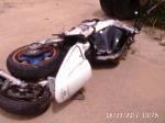 Lot: B707046 - 2005 SUZUKI MOTORCYCLE