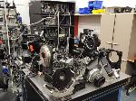 Lot: 1890 - Optics Lab Equipment