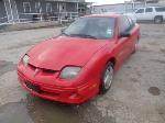 Lot: 3-107897 - 2002 Pontiac Sunfire