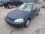 Lot: 4-107965 - 1998 Honda Civic