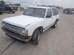 Lot: 18-108468 - 1992 Chevrolet Blazer SUV