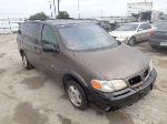 Lot: 20-109026 - 2000 Pontiac Montana Van