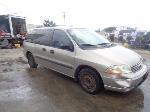 Lot: 21-108597 - 2002 Ford Windstar Van