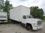 Lot: 32-108437 - 1980 Ford F-700 Box Truck