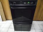 Lot: A6059 - Working GE Self Cleaning Built In Double Oven