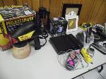 Lot: A6087 - Wagner Project Sprayer, (2) DVD players, Conair Shaver and More