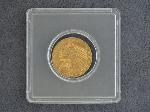 Lot: 3464 - 1914-S FIVE DOLLAR GOLD COIN
