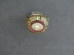 Lot: 3492 - 10K 1985 AFC CHAMPSHIP RING (DIRECTOR)