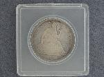 Lot: 3497 - 1860-O SEATED LIBERTY HALF DOLLAR