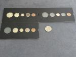 Lot: 3500 - 1955 DATE SET & (1) FOREIGN COIN